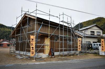イシモク体験館 構造見学会開催しました!!