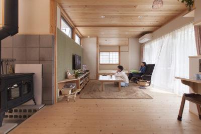 夏涼しく、冬あたたかい家の造り方