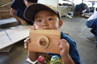 木工教室2019☆開催しました!