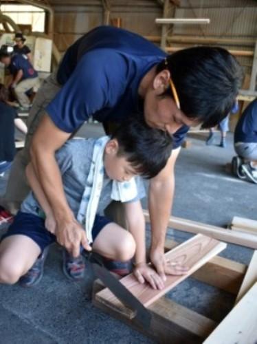 【予約制】木工教室2020