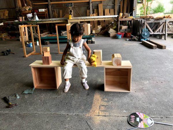 木工教室が開催されました
