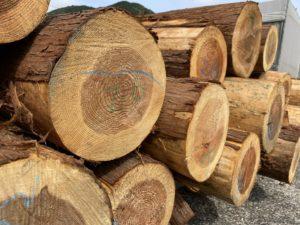 嫁入り木材。